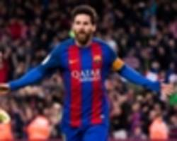 Messi could've played for Real Madrid instead of Barcelona – Gaggioli
