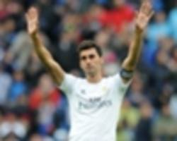 'i do not want to continue for money' – no china or mls appeal for retired arbeloa