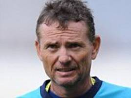 Graham Ford resigns as Sri Lanka coach