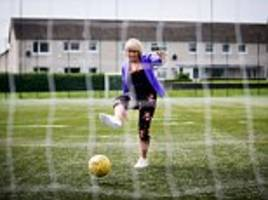 how rose reilly made the scottish football hall of fame