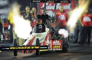 watch the top passes from friday nhra qualifying in norwalk