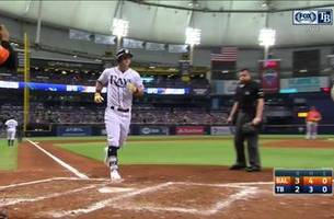 watch: rays' go back-to-back saturday afternoon