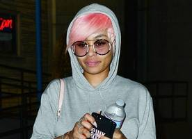 Blac Chyna Involved in Car Accident