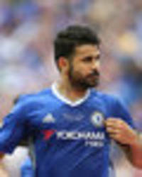 Atletico Madrid offer for Chelsea striker Diego Costa around £18m short - reports
