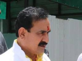EC disqualifies Narottam Mishra for submitting wrong expenditure accounts in polls
