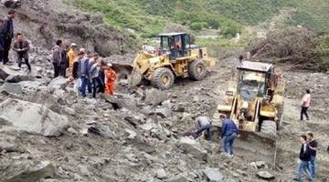 More than 140 people feared buried in China landslide