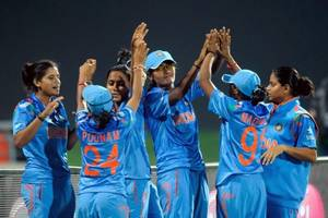 Women's Cricket WC: India defeat England by 35 runs