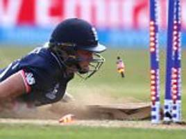 england lose to india in women's world cup