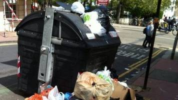 scheme to limit commercial bins on city streets launched