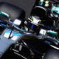 Bottas on top after incident-filled final practice