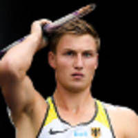 germany on top despite olympic javelin champion flop