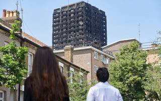 number of tower blocks with combustible cladding rises to 27