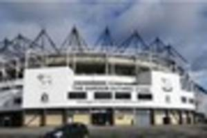 New Pride Park Stadium bar and restaurant - here's what YOU think...