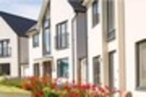 Plans put forward for 825 homes and commercial development could...