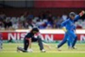 england beaten by india in women's world cup opener