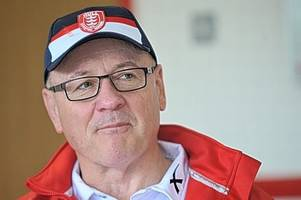 hull kr's improvement delights tim sheens, but he warns players of tougher tests to come