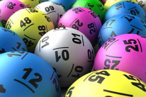 National Lottery Draw for Saturday, June 24. 2017