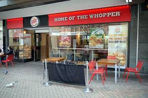 What now for the former Burger King in Eastgate Street?