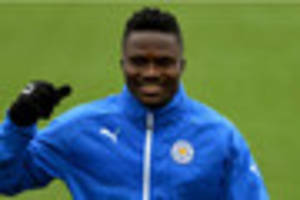 leicester city's daniel amartey is excluded from ghana squad