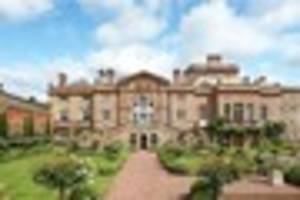 video: the west wing in this historic house could be yours - for...