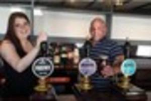 meet the new mount ambrose inn landlord ready to open the redruth...