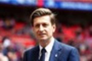 we need a chairman like that at arsenal! crystal palace chief...