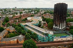 Grenfell Tower fire started in fridge freezer: London Fire Brigade tells you how to safety check yours
