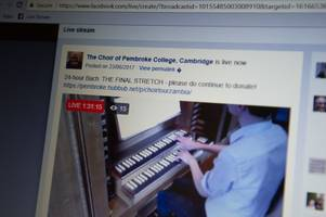 24-hour bach concert at pembroke college attracts tens of thousands of listeners