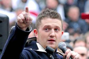 edl founder tommy robinson sues cambridgeshire police for harassment and persecution