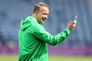 Leigh Griffiths says only Rangers import he's heard of is Bruno Alves as he hits back at Ibrox chairman Dave King