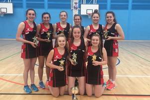 netball: talented avon girls lift the scottish cup