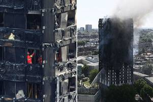 Police warn Grenfell Tower fire death toll 'may NEVER be known' amid fears of dozens of 'hidden victims'