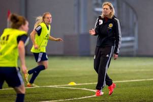 scotland women's national team resolve sfa dispute just weeks before first ever major finals