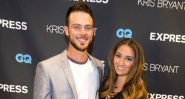 jessica delp: age, wedding, mlb, & facts to know about kris bryant's wife