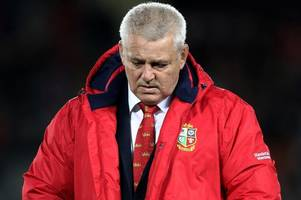 Warren Gatland's full press conference transcript: The reasons we lost and why we can still beat the All Blacks
