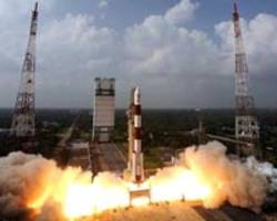 India launches PSLV rocket with 31 satellites
