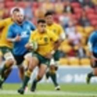 rugby: aussies use get out of jail card
