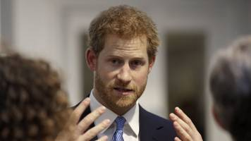 Prince Harry 'wanted out' of Royal Family