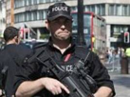 crime tsar demands £5m tax hike to pay for terror police