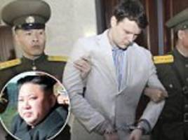 n.korea says it is the 'victim' in otto warmbier's death