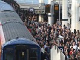 rail fares set to soar as inflation gathers pace...