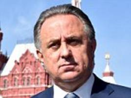 russia don't have drug cheats, claims vitaly mutko
