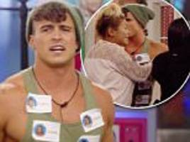 Big Brother remove Lotan Carter from the house