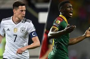 Live on FOX: Germany look to put Cameroon away in Confederations Cup tilt