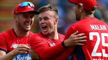 England v South Africa: Dawid Malan hits 78 as hosts win Twenty20 series