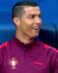 ronaldo gob-smacked by this incredible goal by portugal team-mate silva in confederations