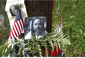 police-related killings of blacks: look back at high-profile cases