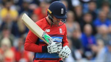 england v south africa: south africa strike early to dismiss jason roy
