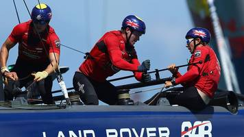 Youth America's Cup: Great Britain beat New Zealand to win trophy