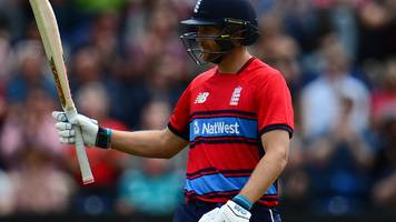 England v South Africa: Malan shines on winning England debut